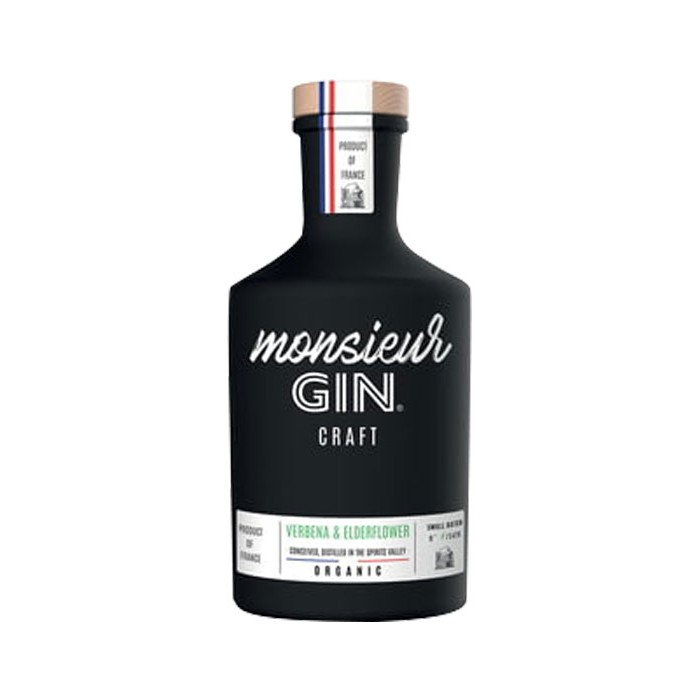 "Gin ""Monsieur Gin"" 40°"