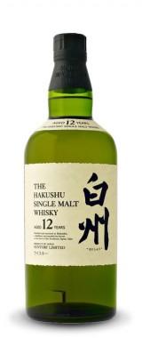 Whisky Hakushu 12 Ans Japon en étui
