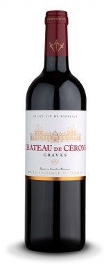 Magnum Château de Cérons Graves en coffret luxe