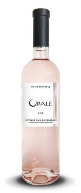 Magnum Coteaux d'Aix-en-Provence « Opale » Vignerons du Roy René 2018