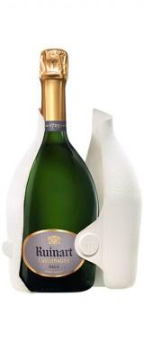 """Champagne """"R de Ruinart"""" Maison Ruinart en coffret édition limitée """"Second Skin"""""""