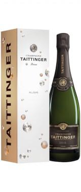 """Champagne Brut """"Millésimé"""" Maison Taittinger 2014 en coffret"""