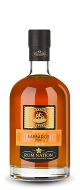 Rhum Nation Barbados 8ans