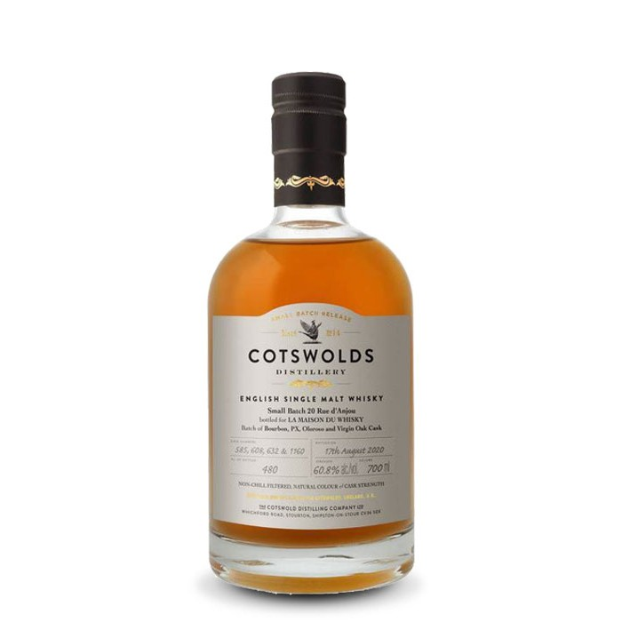 Whisky Cotswolds Small Batch