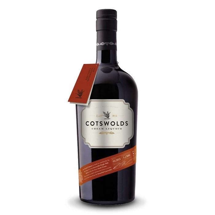 Crème de Whisky Cotswolds Single Malt
