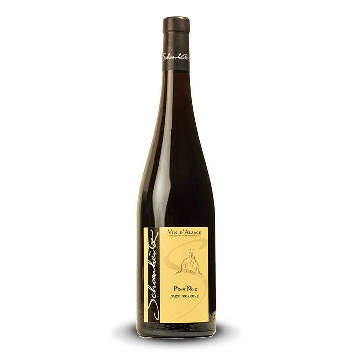 """Pinot Noir """"Val Saint Grégoire"""" Domaine Schoenheitz"""