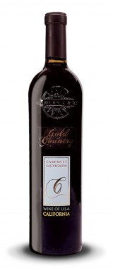 "Gold Country ""Cabernet-Sauvignon"" Californie, Etats-Unis"