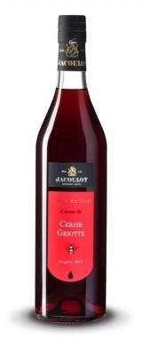 Crème de cerise griotte 15° Maison Jacoulot