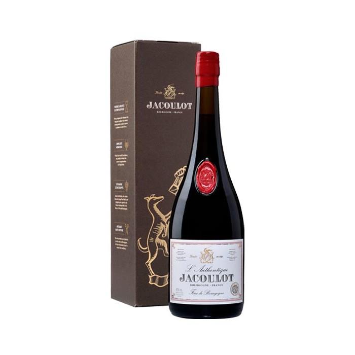 """Fine de Bourgogne """"L'Authentique"""" 7 ans Maison Jacoulot"""