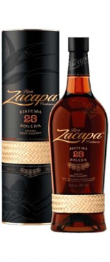 """Rhum """"Zacapa"""" 23 ans Guatemala en étui"""