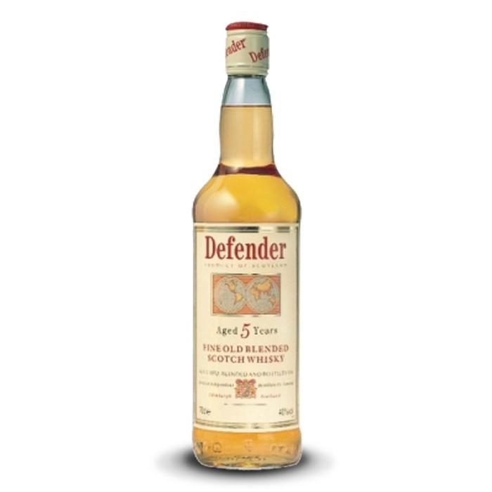 Magnum Whisky Defender 5 ans en coffret