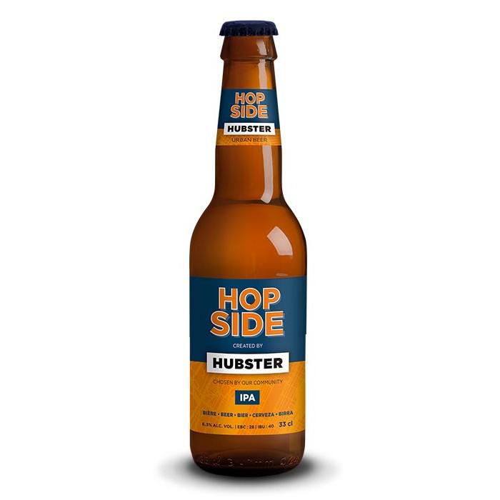 """Bière """"Hop Side"""" IPA Hubster"""