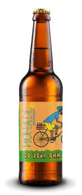 "Bière ""Go Your Own Way"" Nomade BIO"