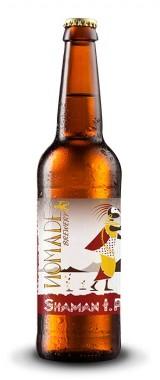 "Bière ""Shaman IPA"" Nomade BIO"