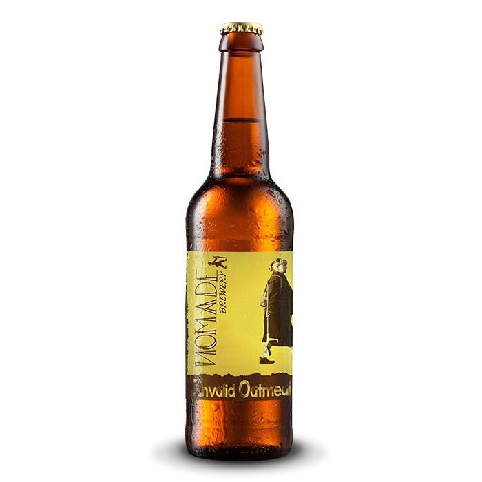 "Bière ""Invalid Oatmeal Stout"" Nomade BIO"