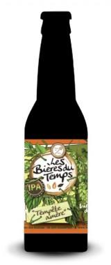 Bière Tempête Amère IPA Les Bières du Temps