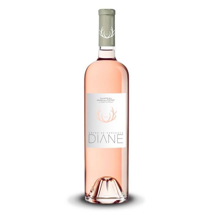 """Côtes-de-Provence """"Diane"""" Château Pas du Cerf BIO"""