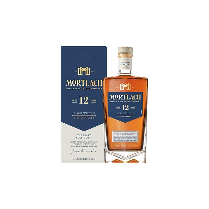 Whisky Mortlach 12 ans Ecosse