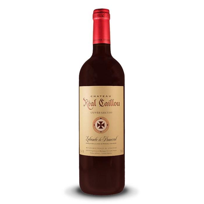 """Château Réal Caillou """"Cuvée Lectio"""" Lalande de Pomerol"""