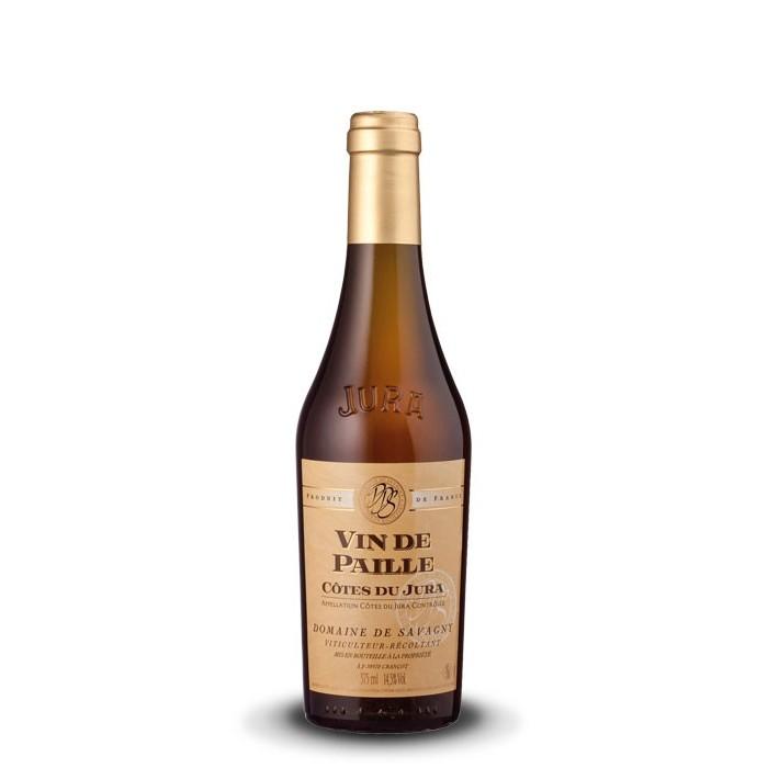 """Côtes-du-Jura """"Vin de Paille"""" Domaine de Savagny 2015"""
