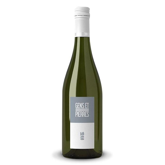 """Vin de France """"Nord-Sud"""" Gens et Pierres BIO"""