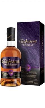 Whisky The Glenallachie Speyside 12 ans Ecosse