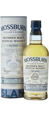"""Whisky Mossburn """"Island"""" Blended Malt Ecosse"""