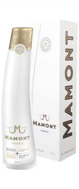 Vodka Mamont Russie en étui