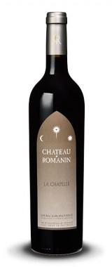 """AOP Les-Baux-de-Provence """"La Chapelle"""" Château Romanin BIO"""