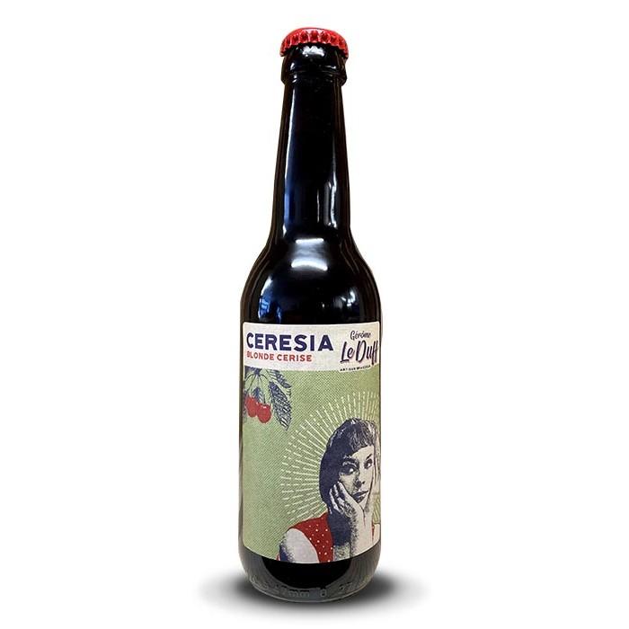 """Bière """"Ceresia"""" Le Duff"""