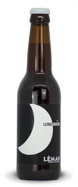 """Bière """"Lune Noire"""" Léman BIO"""