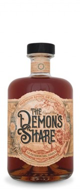 "Rhum ""The Demon's Share"" 6 ans Panama"