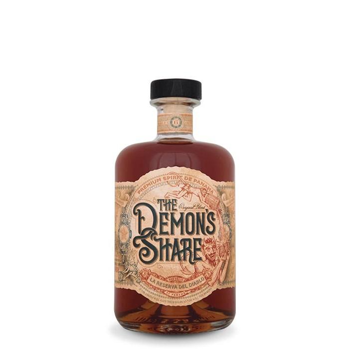 "Rhum ""The Demon's Share"" 6 ans Panama"