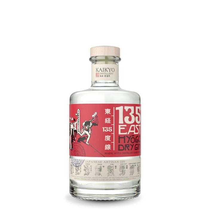 "Gin Hyogo ""135 East"" Japon"