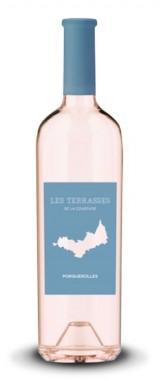"""Côtes-de-Provence """"Les Terrasses de la Courtade"""" Domaine de la Courtade BIO 2018"""