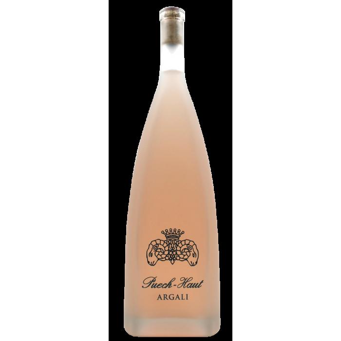 """Jéroboam Languedoc """"Argali"""" Château Puech-Haut"""