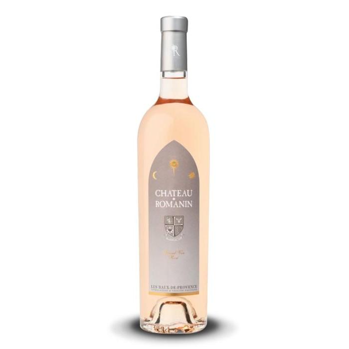 """AOP Les-Baux-de-Provence """"Grand Vin Rosé"""" Château Romanin BIO"""