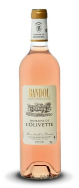 Bandol Domaine de l'Olivette