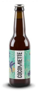 """Bière """"Rousse"""" Cocomiette"""