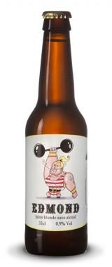 """Bière """"Sans Alcool"""" Edmond"""