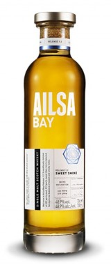 "Whisky ""Ailsa Bay"" Écosse"