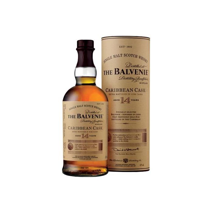 """Whisky Balvenie """"Caribbean Cask"""" 14 ans"""
