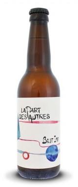 """Bière """"Brut IPA"""" La Part des Autres"""