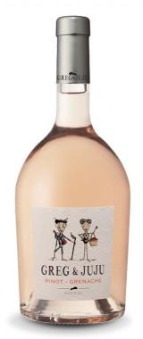 "Magnum Pays d'Oc ""Greg & Juju"" Pinot-Grenache Domaine Robert Vic"