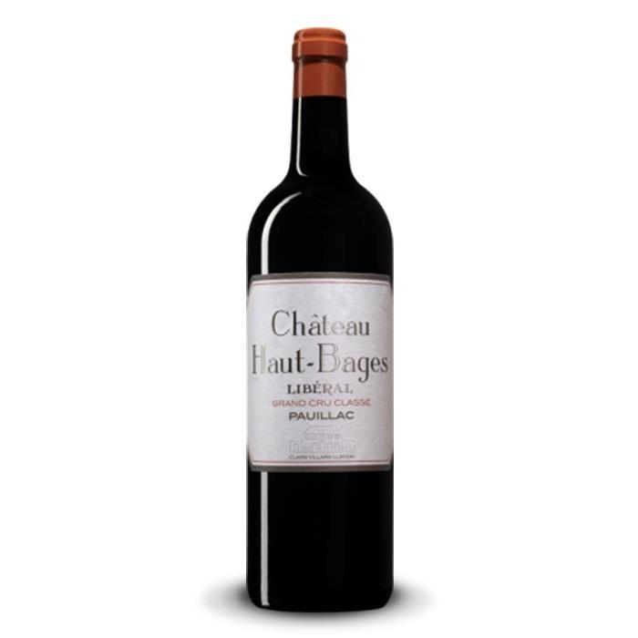 """""""Château Haut-Bages Liberal"""" 5ème grand cru classé Pauillac"""