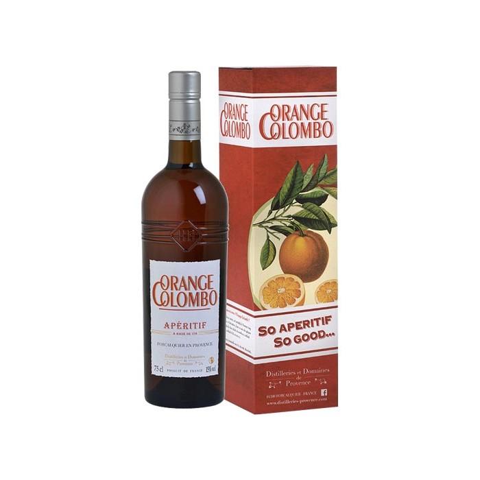 Orange Colombo Distilleries et Domaines de Provence