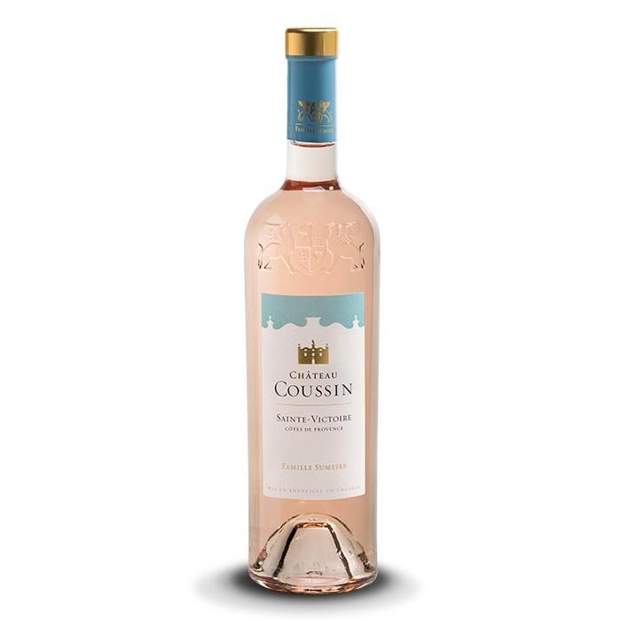 """Côtes-de-Provence Sainte-Victoire """"Château Coussin"""" Famille Sumeire 2020"""