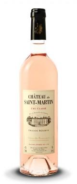 """Côtes-de-Provence Cru Classé """"Grande Réserve"""" Château de Saint-Martin"""