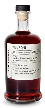 "Cocktail ""Negroni"" Cockorico"