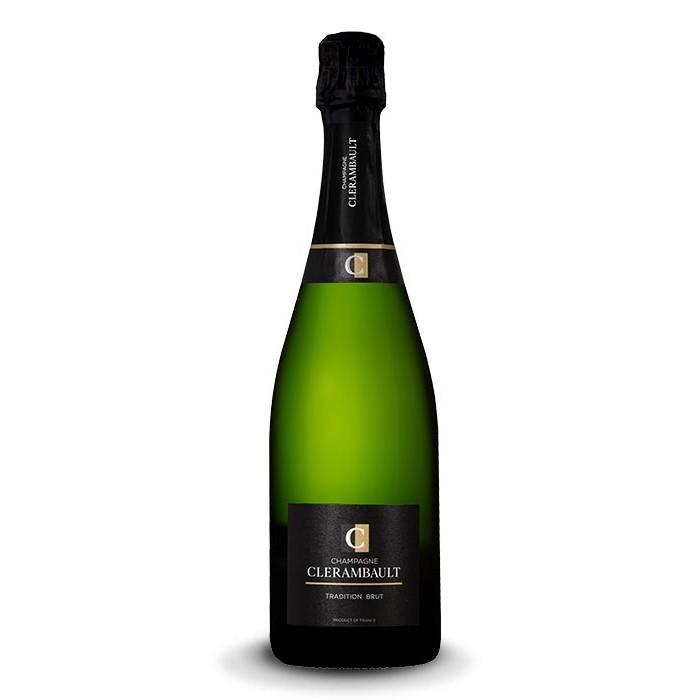 "Champagne Brut ""Tradition"" Maison Clérambault"